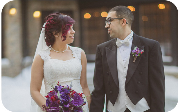 Wedding Music Testimonial from Angela and Mina